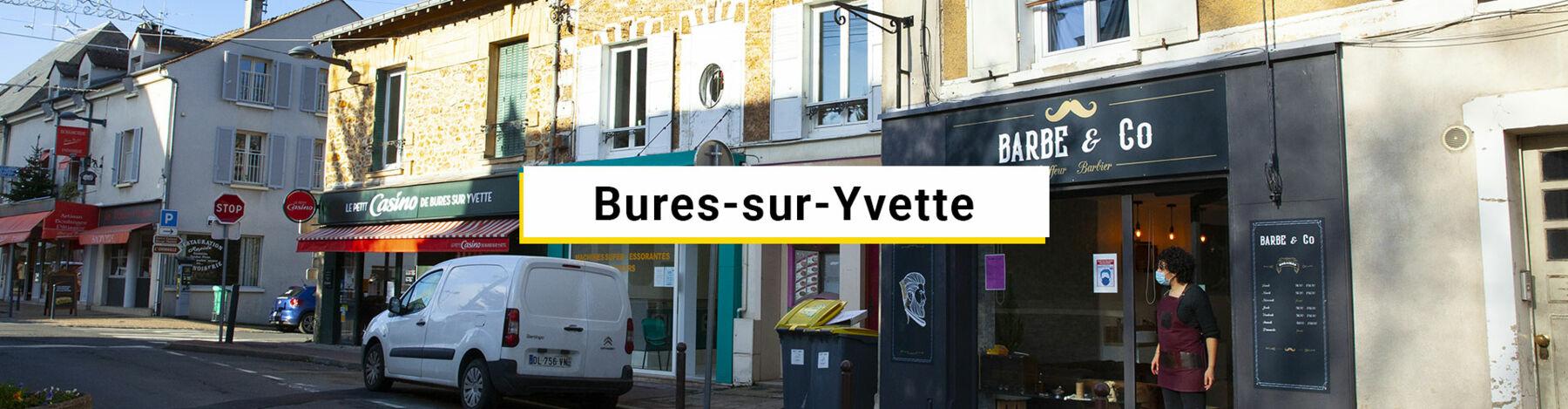 Bures-Sur-Yvette boutiques
