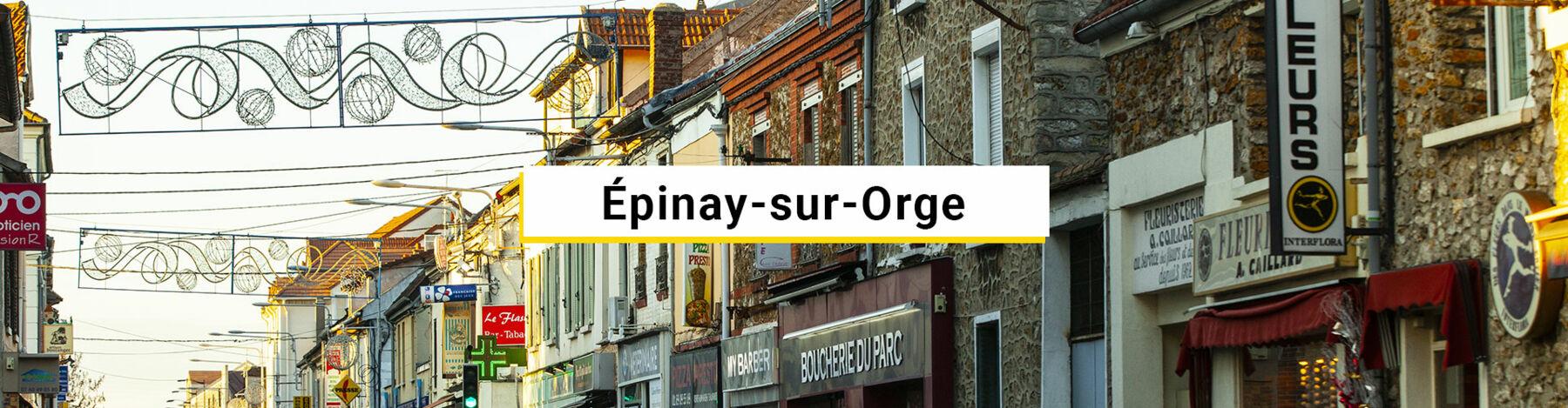 Épinay-Sur-Orge boutiques