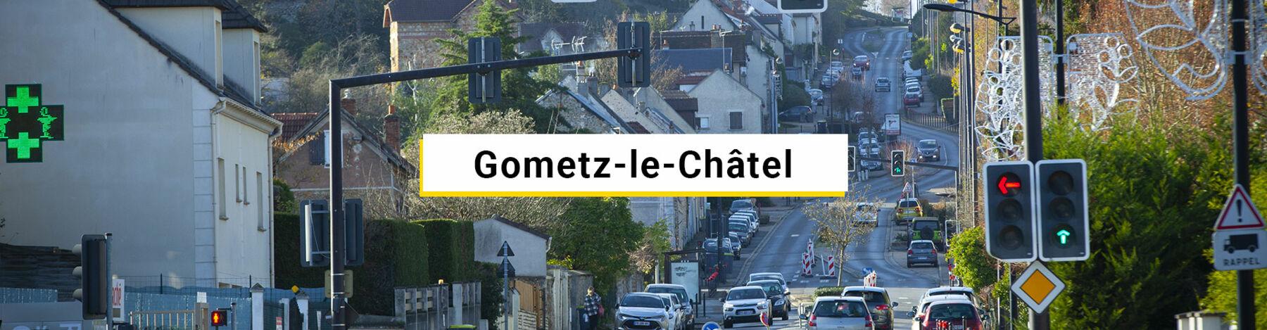 Gometz-Le-Chatel boutiques