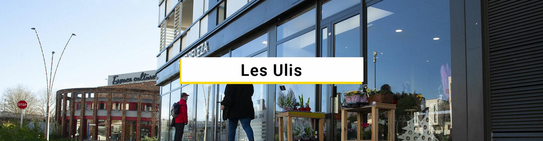 Les Ulis boutiques