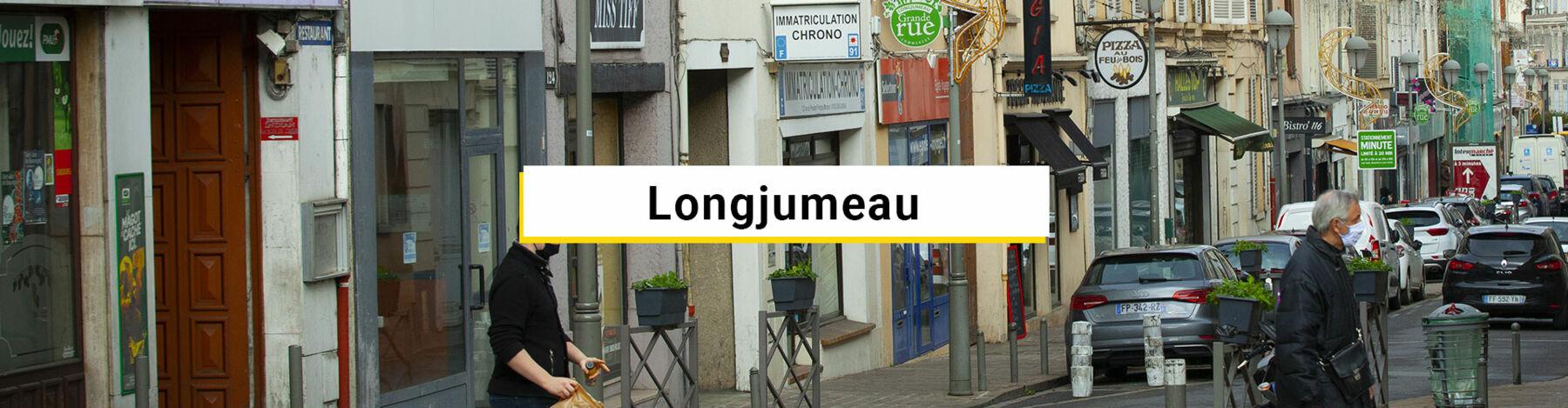 Longjumeau boutiques