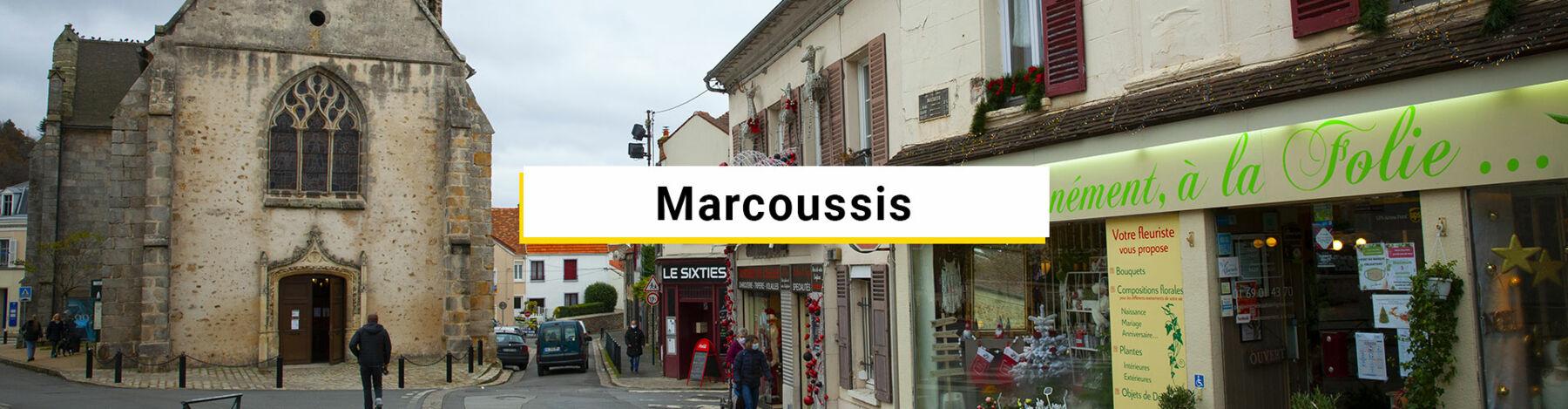 Marcoussis boutiques