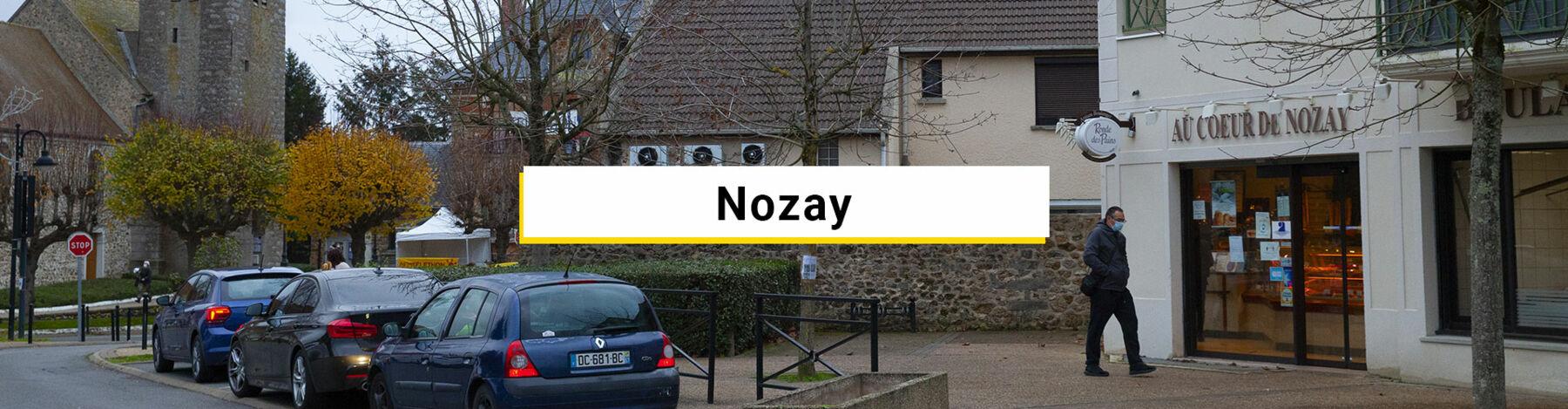 Nozay boutiques