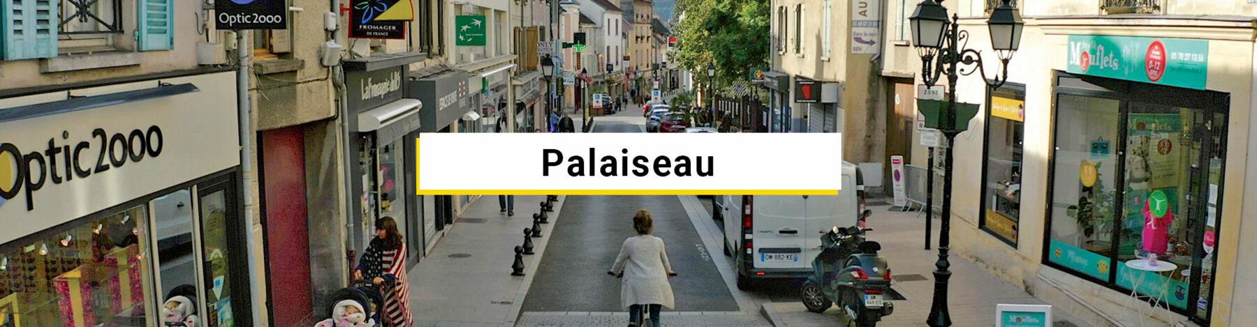 Palaiseau boutiques